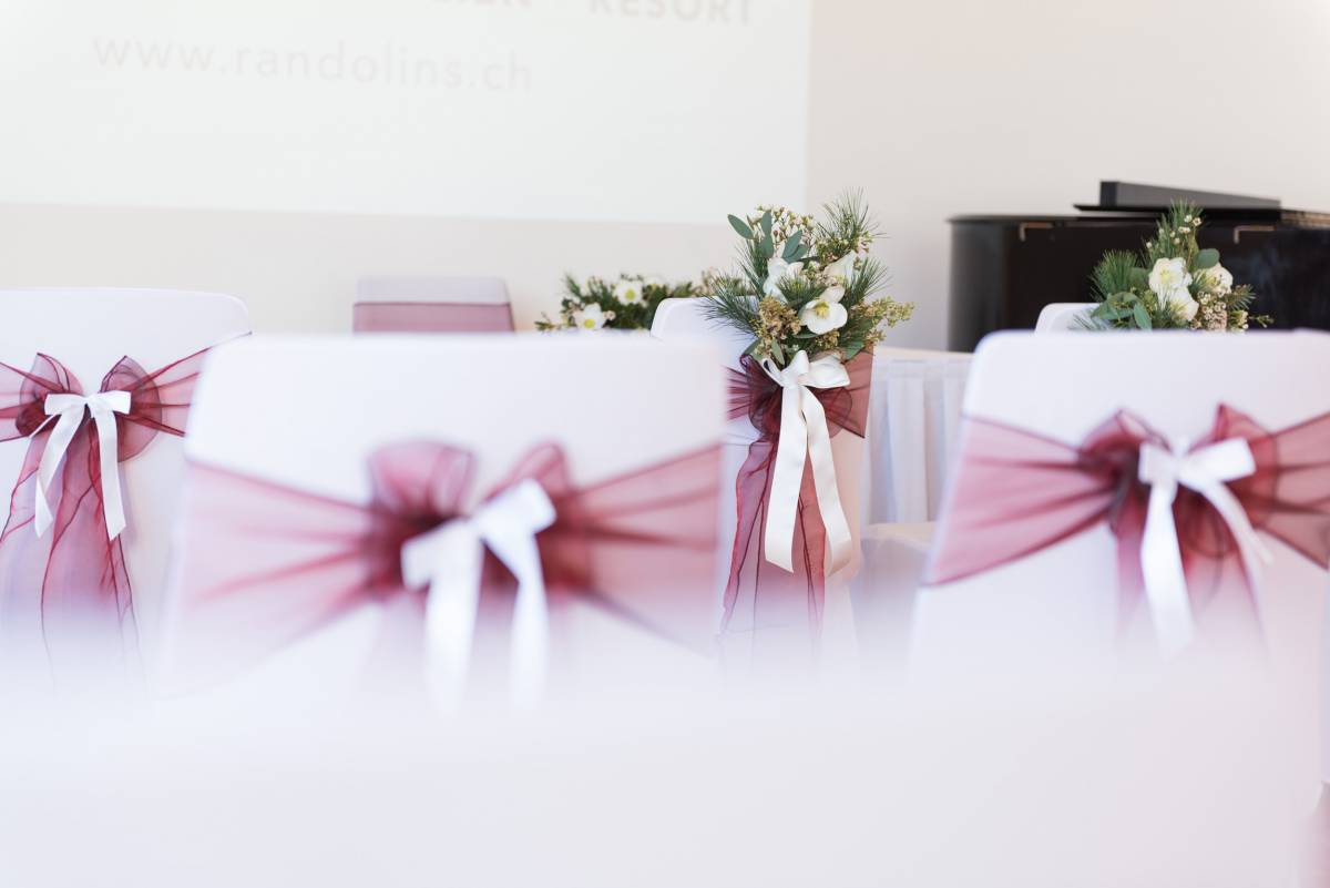 Meetings & Events im Berghotel Randolins
