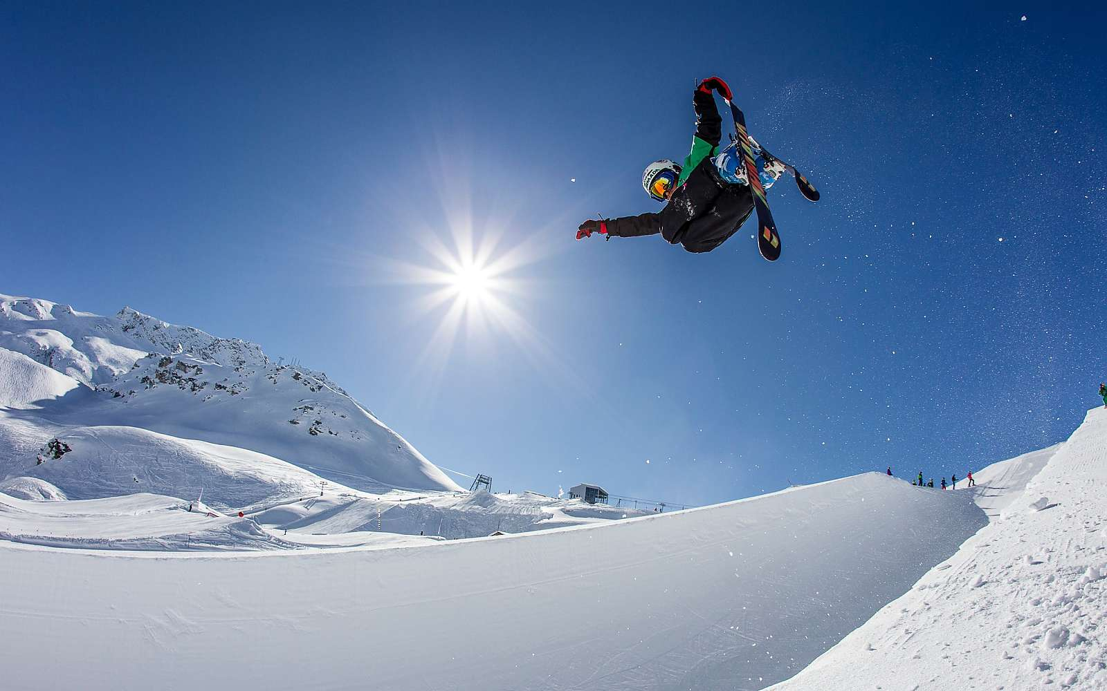 Snow-Deal cheap ski pass St. Moritz